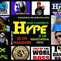 ANGEL CAMORRA'S HYPE IT UP REGGAE & DANCEHALL SHOW 15TH SEPT