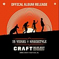 Donkey Rollers - 15 Years of Hardstyle 2017 CD.2.
