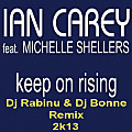 Ian Carey - Keep On Rising 2k13 (Dj Rabinu & Dj Bonne Remix)