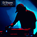 Be With You -Akon- DJ Shayen  ReMix  ((Live Mix))