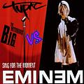 "Day.Vee - Eminem VS Tupac Feat Biggie ""Mix"""
