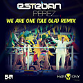 Pitbull ft Jlo - We Are One (Esteban Perez Remix) (Ole Ola) (The Official 2014 Fifa World Cup Song Remix) 128 bpm