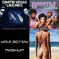 Dimitri Vegas & Like Mike feat. Boney M. vs. W&W - Eat, Sleep, Repeat vs. Daddy Cool (Daji Screw MashUp)
