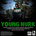 YOUNG HURK GREEN IS DA POINT (DIRTY)