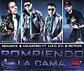 Rompiendo la Cama (Official Remix)