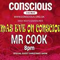 CONSCIOUS GUEST MIX DEC 2016 MIXED BY MR COOK