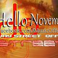 HELLO NOVEMBER 2016 - Mixed By Deejay Street