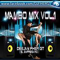 MamboMix Vol.1 By Deejay Fher Gt ( El Empresario ) In The Mix