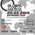 Dan Price - Global Control Episode 200 (25.02.15)