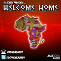 WELCOME HOME MIX CD by DJ Rowdy