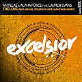 Antillas & Alpha Force ft. Lauren Evans - The Love (original mix)