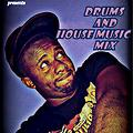 DJ DIMJOE - DRUMS AND AFRO HOUSE MIX (up)