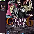 CRUNK IT UP 6 APRIL 2017 DJ BUNDUKI