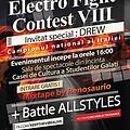 Electro Fight Contest VIII | Who is the best? | Mixtape | Renosaurio