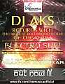 DJ AKS - Electro Sufi - [ LIVE MUSICA - The Musical World ]
