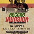 Dj irosh n Mc Squim Reggae invasion rongai live