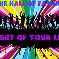 The Hall of Famers-Night of Your Life