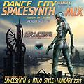 VA - DANCE CITY SERIES -  SPACESYNTH MIX PART.5 - VOL.2 [ by Mcity 2O13 ]