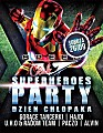 Speed Club (Stare Rowiska) - Super Heroes Party 26.09.2015 [Rain Stage] up by PRAWY