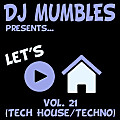 Let's Play House Vol. 21 (Tech House/Techno)