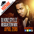 Bachata Mix April 2016