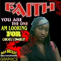 Faith U R D I LOVE