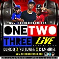 Esto es One Two Three Live by Dj NoD X Vj Itunes X Dj Maikel - Maliciosos Crew c3 ft El Codigo Urbano (Sin animacion)