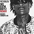 Wiz Khalifa - We Dem Boyz (Remix) (Feat. Rick Ross, Schoolboy Q, Nas)