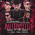 JVO The Writer Ft. J Alvarez Franco El Gorila, Pusho y Jowell - Motivate (Remix To The Remix)