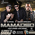 J King & Maximan Ft Arcangel - Mamadeo (Produced By Young Hollywood)