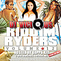 Riddim Ryders Vol. 12 (CD 1) (Hosted By Suppa Kid)