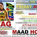 OFFICIAL WAVE YUH FLAG PROMO MIX