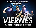 BlaCK tOy Ft. Dicenio & Jubiker - Viernes (Prod. By BlaCk tOy, Jubiker & Toize)