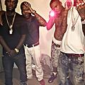 """Fly Guy Kizzle feat. Ace Boogie & TP Stackz- """"Shoot Fah Fun"""" (Produced By: Tay Keith)"""