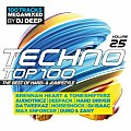 TECHNO TOP 100 VOL 25 CD1
