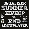 3ggalizer Summer Hiphop & RnB Hitmix 2015