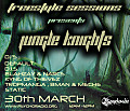 Freestyle Sessions Presents Jungle Knights v.08 - Default 30th march 2013