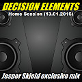 DECISION ELEMENTS - Home Session (13.01.2016)