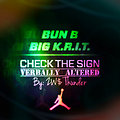 Big K.R.I.T Feat. Bun B-Check The Sign(Screwed & Chopped)[By ZW$ Thunder]