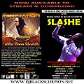 Slashe - Radio Interview on The Black and White Radio Show 10-10-17