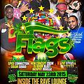 FLAGS PROMO MIX CD
