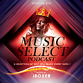Iboxer Pres.Music Select Podcast 212 Max 125 BPM Edition