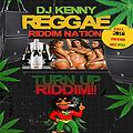 DJ KENNY - DANCEHALL RIDDIM NATION 2016 FALL MIX PT 2