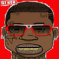 Gucci Mane - RED-13-Packman