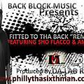Fitted to the Back rmx - Philly