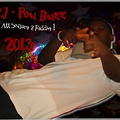 PJ - Pou Buzz [All Season 2 Riddim] 2013