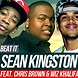 Sean Kingston Feat. Chris Brown & Wiz Khalifa   Beat It (CDQ+Shouts) (The JOINT Promo) 