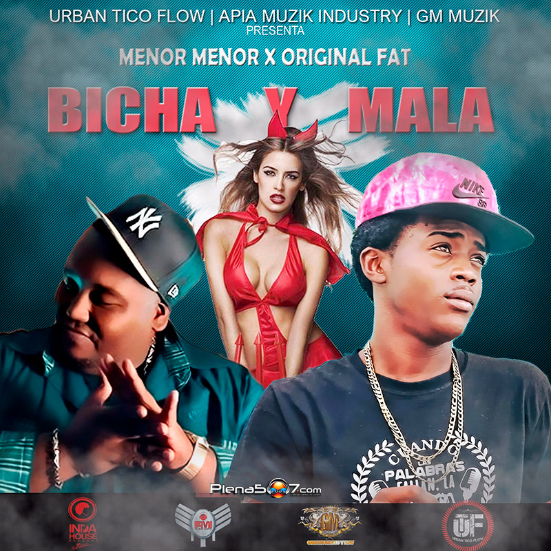 Original Fat Ft Menor Menor - Bicha Y Mala