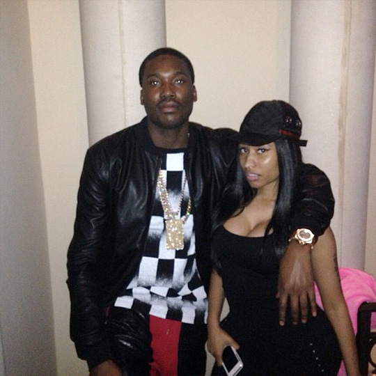 Rumor: Meek Mill Snitched on Safaree for Cheating on Nicki Minaj ??