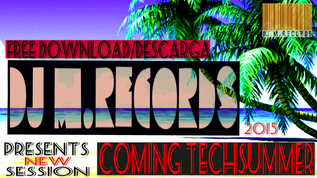 Dj m records presents session coming techsummer set for Tribal house music 2015